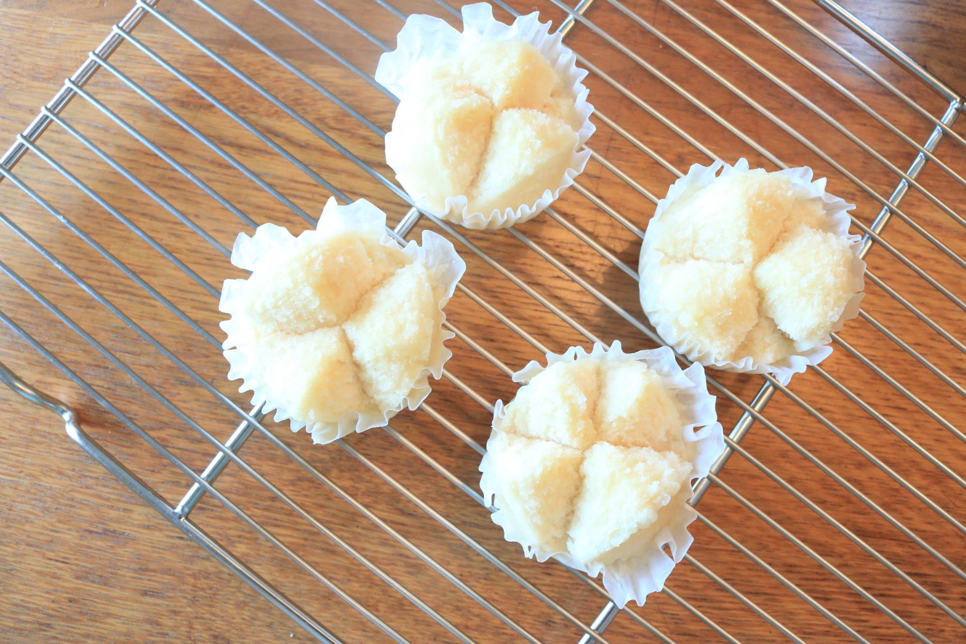 米粉 蒸し パン レシピ